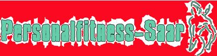 Personalfitness Saar Logo